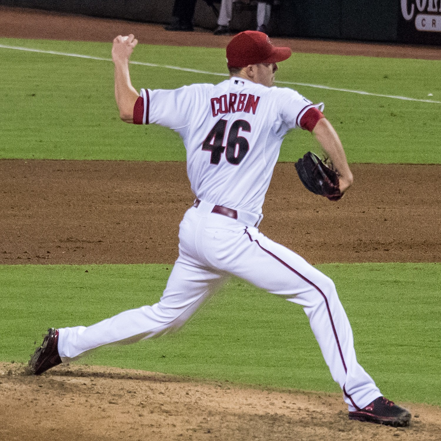 Corbin Diamondbacks MLB STATS REPORT